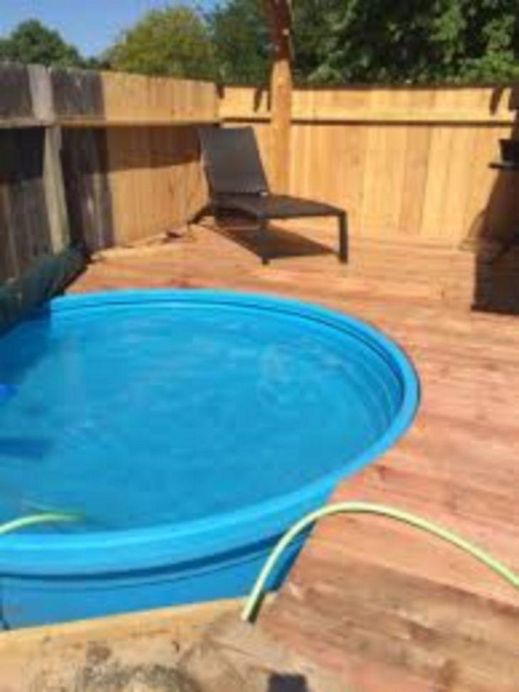 Explore Stock Tank Pool
