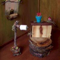 Fairy Garden Furniture Ideas