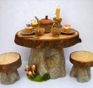 Fairy Garden Furniture idea