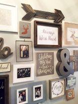 Farmhouse Gallery Wall Idea