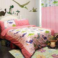 Girls Dinosaur Bedding Sets