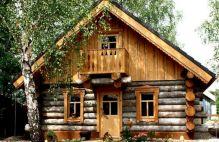 Gorgeous Rustic Log Cabin