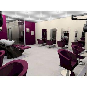 hair salon design ideas 4 - Beauty Salon Design Ideas