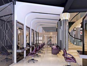 Hair Salon Interior Design 7