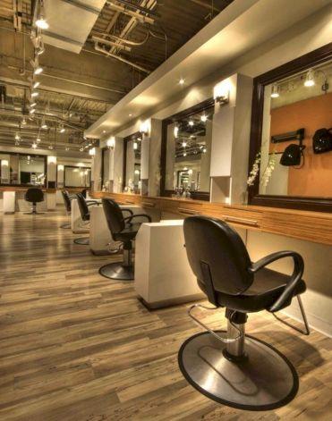 Hair Salon Interiors Designs