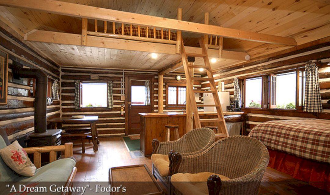 Hunting Cabin Inside DECOREDO