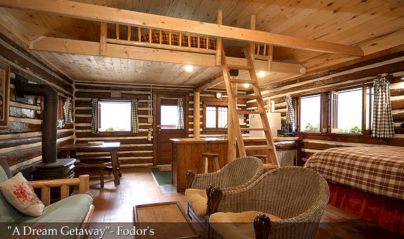 Hunting Cabin Inside