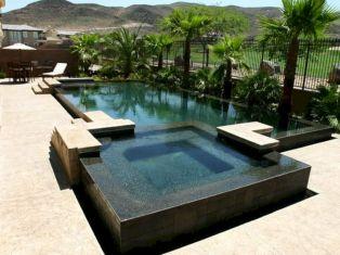Infinity Edge Pool Tile