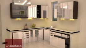 Interior Design Kitchen Set