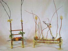 Making Fairy Furniture