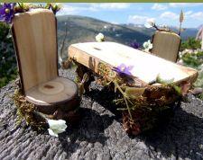 Miniature Fairy Furniture