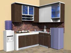 Model Kitchen Set Minimalist