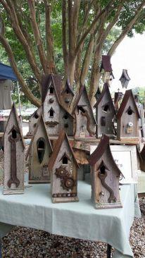 Most Popular Birdhouses Rustic in Your Garden 13