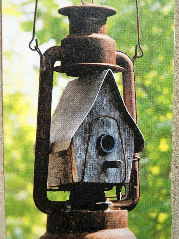 Incredible Birdhouses Garden