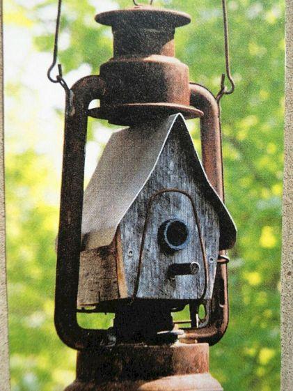 Most Popular Birdhouses Rustic in Your Garden 25