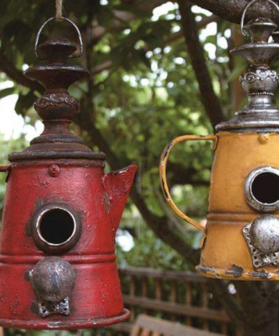 Most Popular Birdhouses Rustic in Your Garden 36
