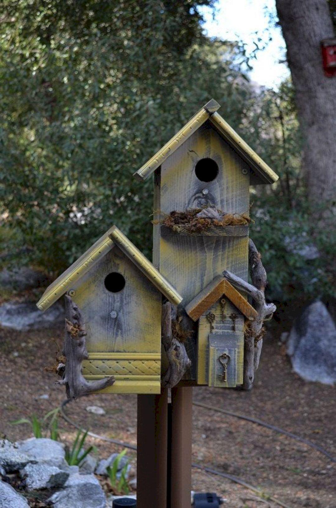Birdhouses Your Garden Ideas