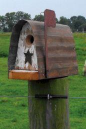 Most Popular Birdhouses Rustic in Your Garden 8