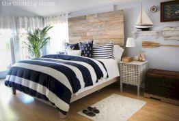 Nautical Themed Master Bedroom
