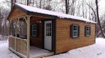 Prefab Hunting Cabin Plans