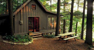 Rustic Board and Batten Cabins