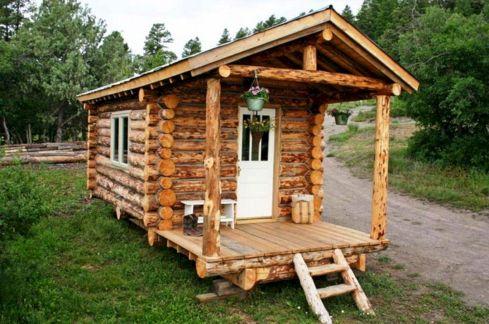 Rustic Log Cabin Plans