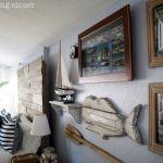 Rustic Master Bedroom Nautical