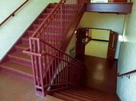 School Stairway