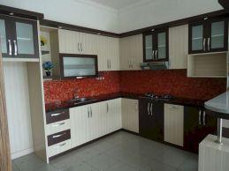 Simple Interior Design Kitchen Set