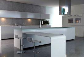 Simple Kitchen Set Design