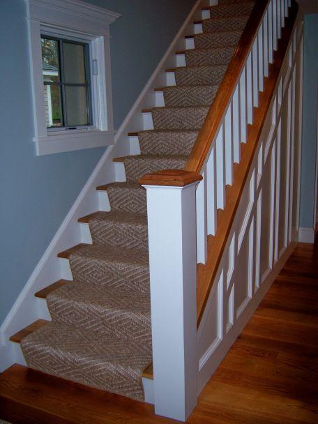 Sisal Carpet Runners for Stairs