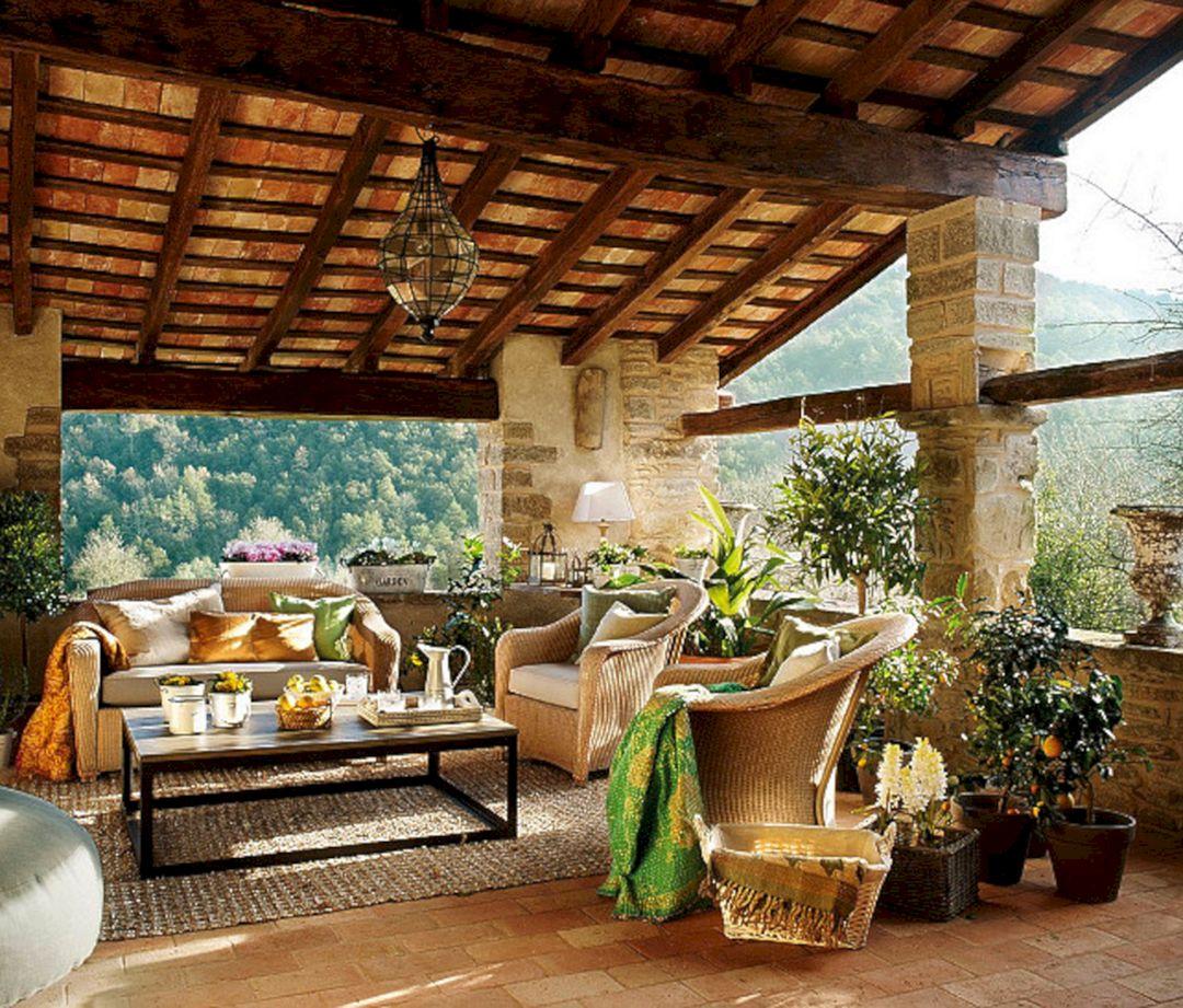 Interior Design Rustic Furniture: Spanish Rustic Cottage Interiors