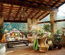 Spanish Rustic Cottage Interiors