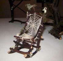 Twig Fairy Furniture Garden