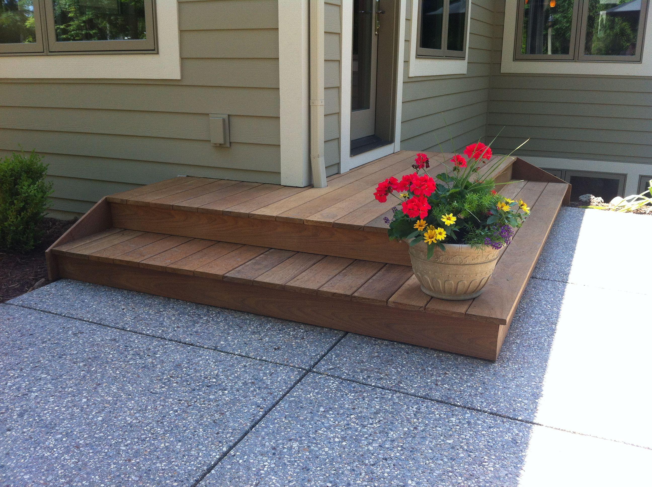 Incredible Front Porch With Deck Design Decoredo