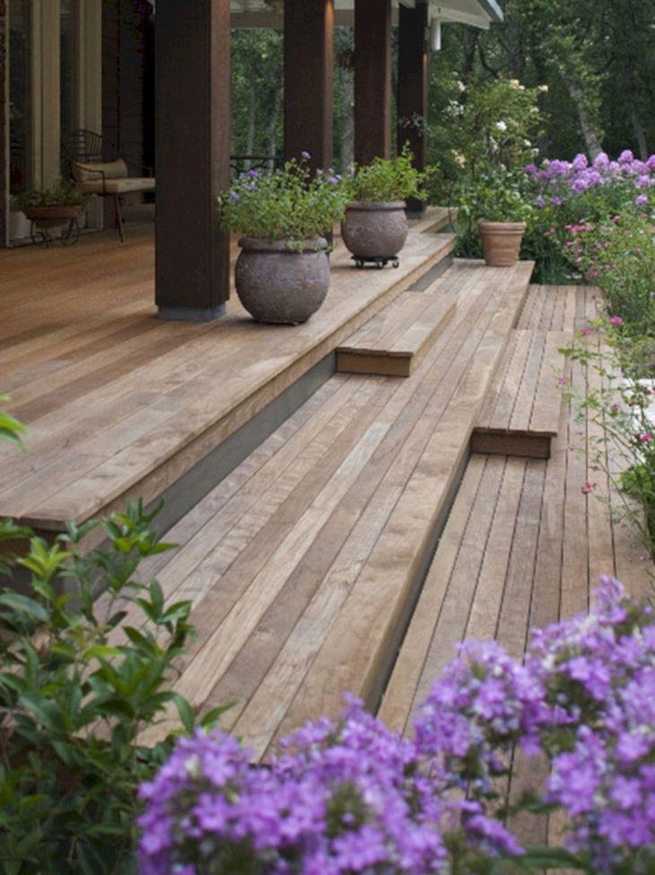 Best Front Porch With Deck Design