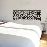 65 The Best Way to Beautify Your Bedroom Headboard 0005