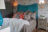 65 The Best Way to Beautify Your Bedroom Headboard 0013