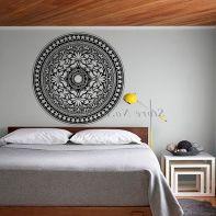 65 The Best Way to Beautify Your Bedroom Headboard 0014