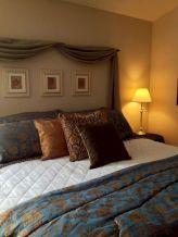 65 The Best Way to Beautify Your Bedroom Headboard 0025