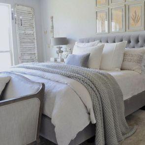 65 The Best Way to Beautify Your Bedroom Headboard 0030