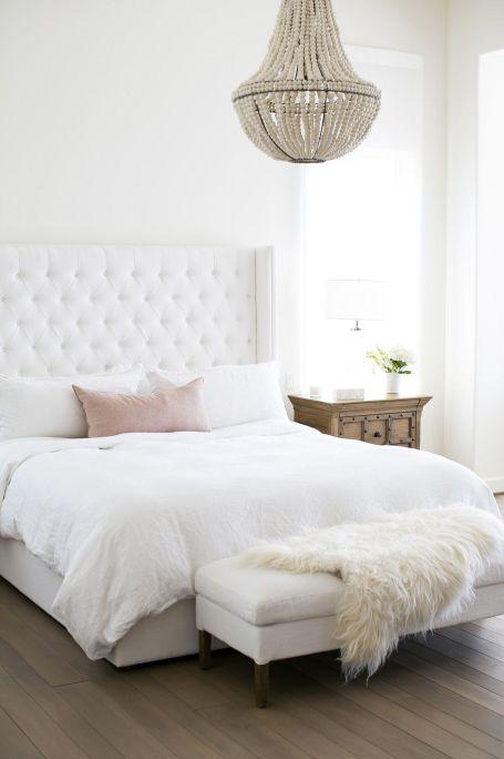 65 The Best Way to Beautify Your Bedroom Headboard 0033