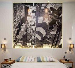65 The Best Way to Beautify Your Bedroom Headboard 0043