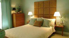 65 The Best Way to Beautify Your Bedroom Headboard 0049