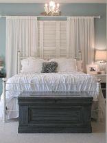 65 The Best Way to Beautify Your Bedroom Headboard 0055