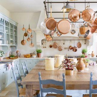 Amazing Farmhouse Kitchen Design And Decorations Ideas 0118