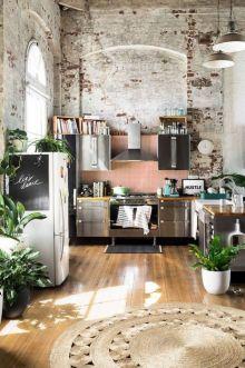 Amazing Farmhouse Kitchen Design And Decorations Ideas 0128