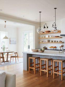 Amazing Farmhouse Kitchen Design And Decorations Ideas 0258