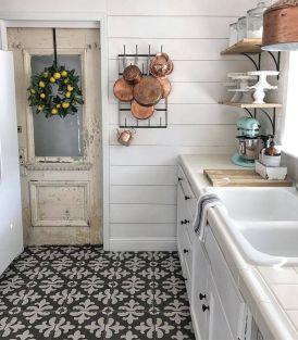 Amazing Farmhouse Kitchen Design And Decorations Ideas 0328