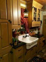 Amazing Farmhouse Kitchen Design And Decorations Ideas 0438